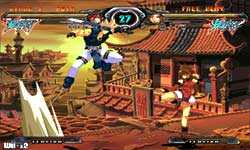 Guilty Gear XX: Accent Core Plus screenshot