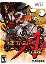 Guilty Gear XX Accent Core box art