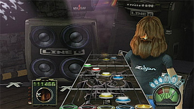 Guitar Hero III screenshot