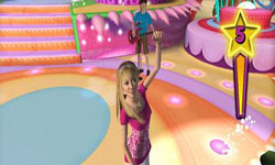 Hannah Montana: Spotlight World Tour screenshot