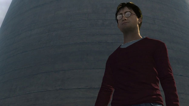 Harry Potter and the Deathly Hallows: Part 1 Screenshot