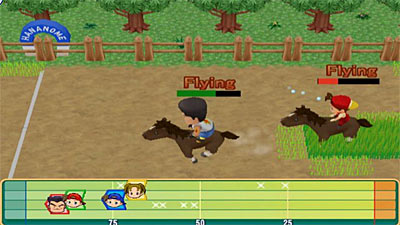 Harvest Moon: Magical Melody screenshot