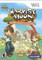 Harvest Moon: Tree of Tranquility box art