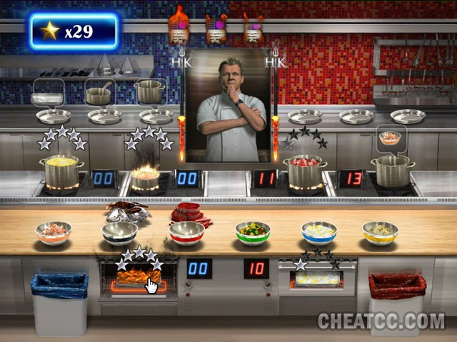 Hell S Kitchen Review For The Nintendo Wii