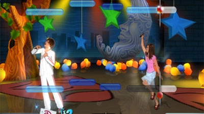 High School Musical: Sing It! screenshot