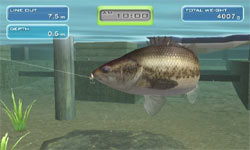 Hooked! Real Motion Fishing screenshot