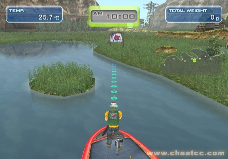 Backuplegal for Wii u fishing game