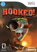 Hooked! Real Motion Fishing box art