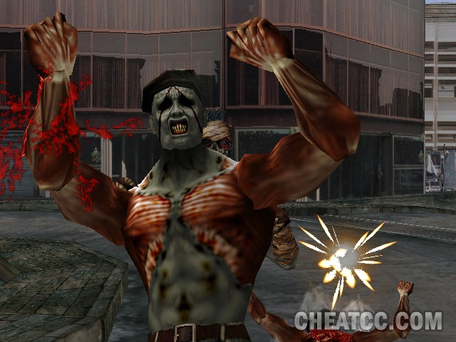 House of the dead 2 3 return review for the nintendo wii for Housse of the dead