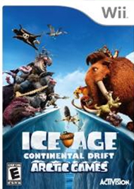Ice Age: Continental Drift – Arctic Games Box Art
