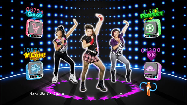 Just Dance Kids Screenshot