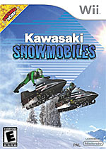 Kawasaki Snowmobiles box art