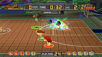 Kidz Sports Basketball screenshot