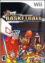 Kidz Sports Basketball box art