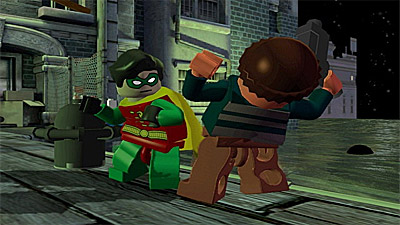 Lego Batman screenshot
