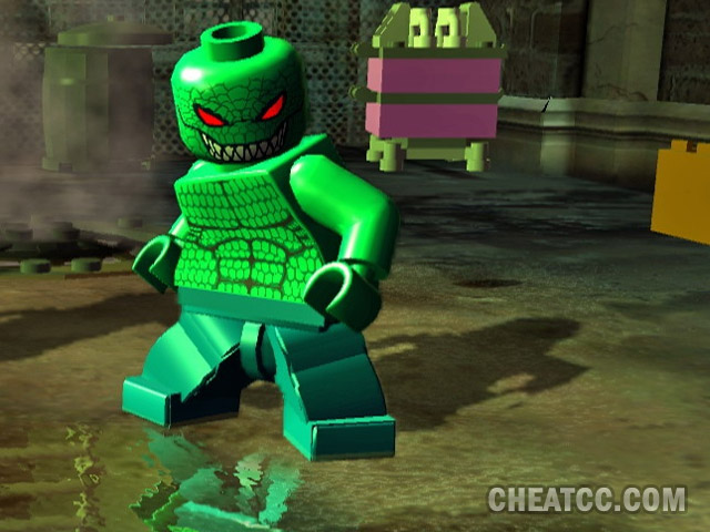 Lego Batman Preview for PlayStation 2 (PS2)