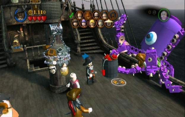 lego pirates of the caribbean cheat codes for all characters