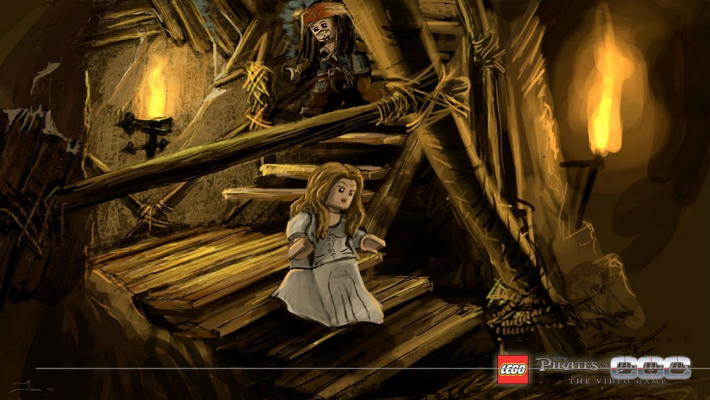 LEGO Pirates of the Caribbean Review for Nintendo Wii (Wii) - Cheat Code Central