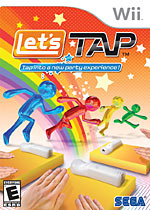 Let's Tap box art