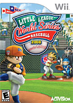Little League World Series 2008 box art