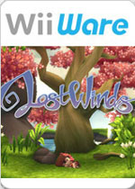 LostWinds box art