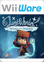 LostWinds: Winter of the Melodias box art