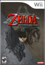 The Legend Of Zelda: Twilight Princessbox