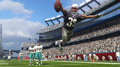 Madden NFL 2007 screenshot