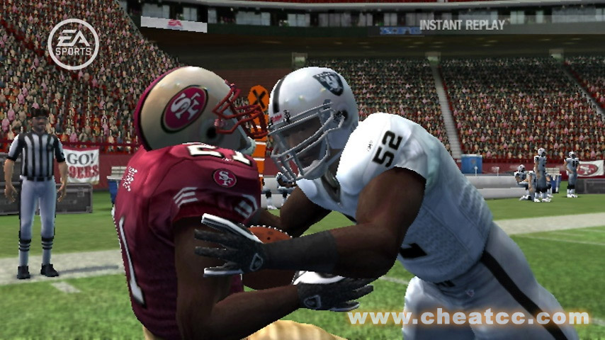 Madden NFL 08 Preview for the Nintendo Wii