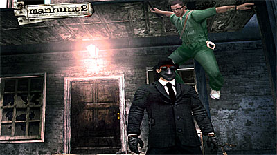 Manhunt 2 screenshot