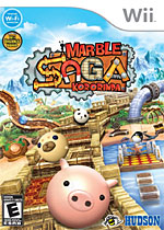 Marble Saga: Kororinpa box art