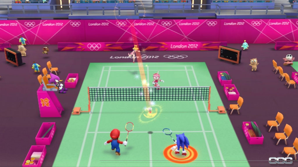 Mario & Sonic at the London 2012 Olympic Games image