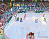 Mario & Sonic at the Olympic Winter Games screenshot - click to enlarge