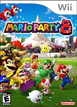 Mario Party 8 box art
