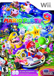 Mario Party 9 Box Art