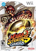 Mario Strikers: Charged box art