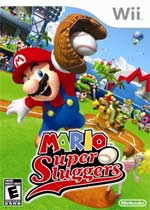 Mario Super Sluggers box art