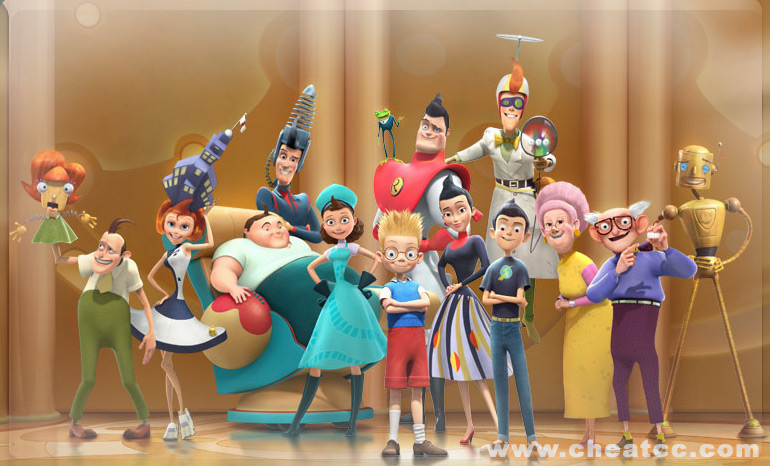 meet the robinsons future
