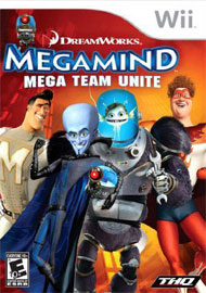 Megamind: Mega Team Unite box art