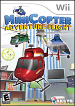 MiniCopter: Adventure Flight box art