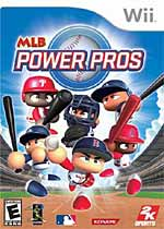 MLB Power Pros box art