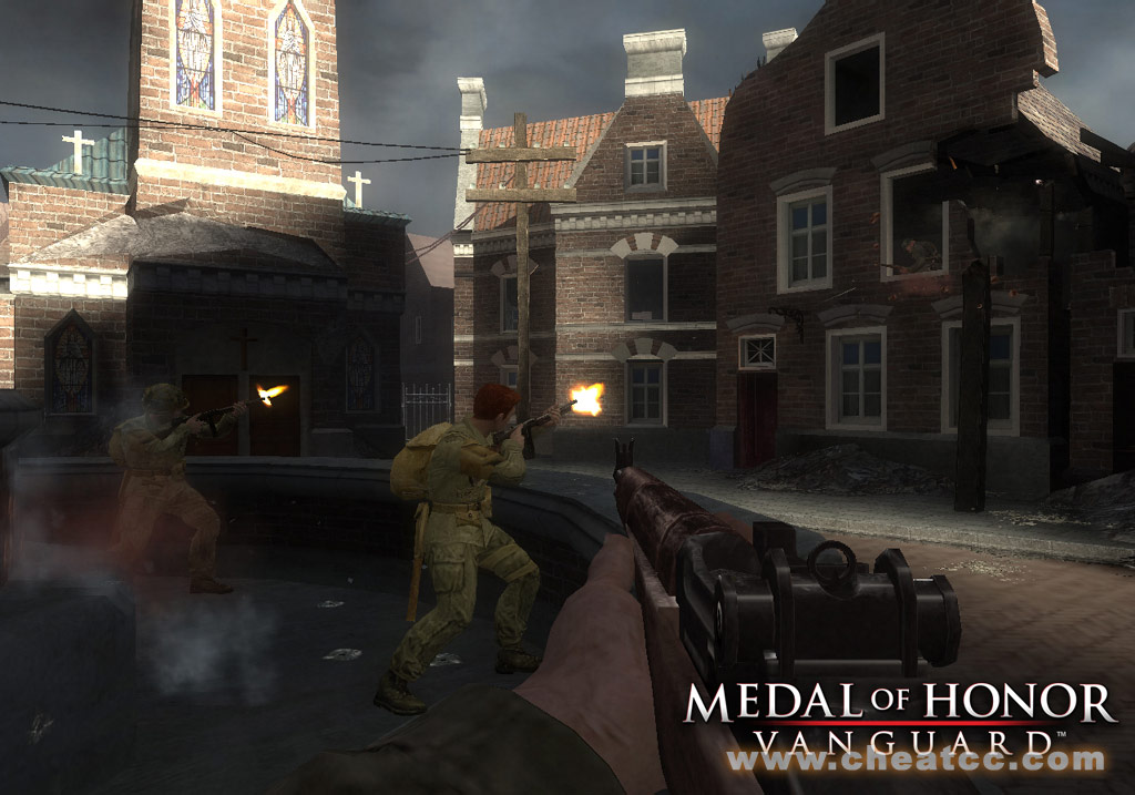 Medal Of Honor Vanguard Review For Playstation 2 Ps2