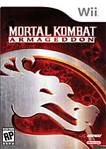 Mortal Kombat Armageddon box art