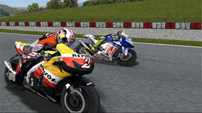 Moto GP screenshot
