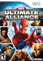 Marvel Ultimate Alliancebox