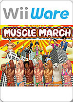 Muscle March box art