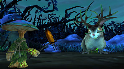 Mushroom Men: The Spore Wars screenshot