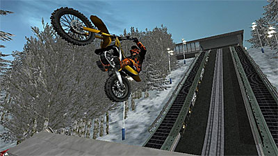 MX vs. ATV Untamed screenshot