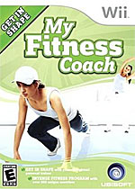 My Fitness Coach box art