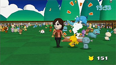 My Pok&#233mon Ranch screenshot
